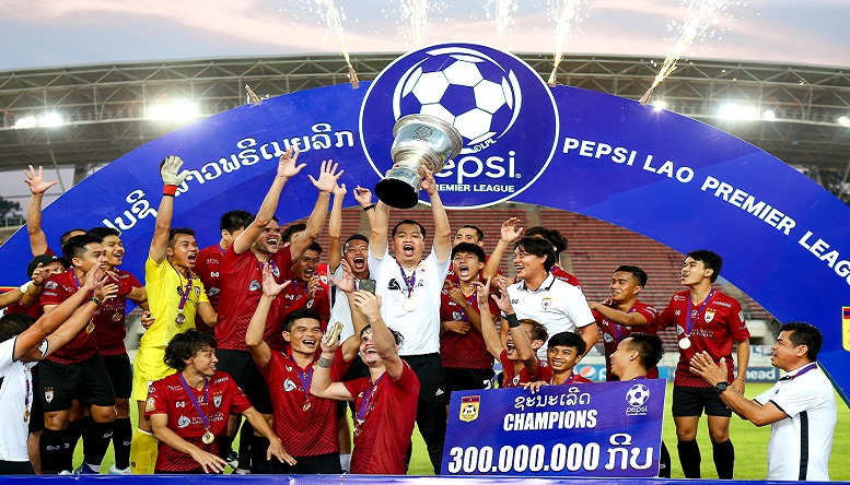 Lao League 1 to start on 11 July
